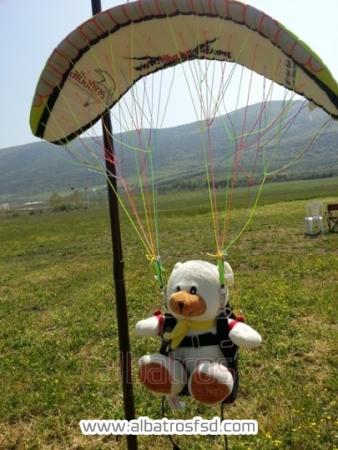 AlbaTou – Büyük Model Paraşüt