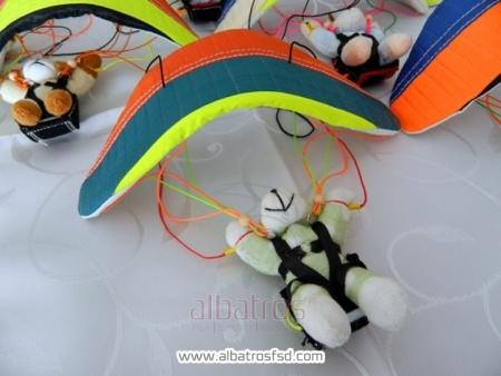 İlk Model Paraşütler